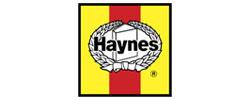 Haynes - varumärke som Prodob jobbar med