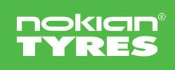 Nokian Tyres logga, varumärke prodob använder.