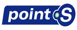 Point S logga, varumärke prodob använder.